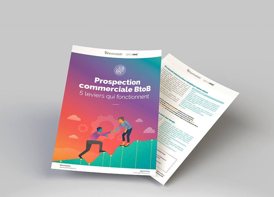 Agence Nova Livre Blanc Prospection Commerciale BtoB